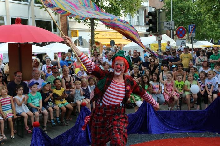 Photo OLVER WERNER beim Hammerstrassenfest