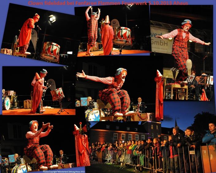 Bühnenshow 2005 Ahaus