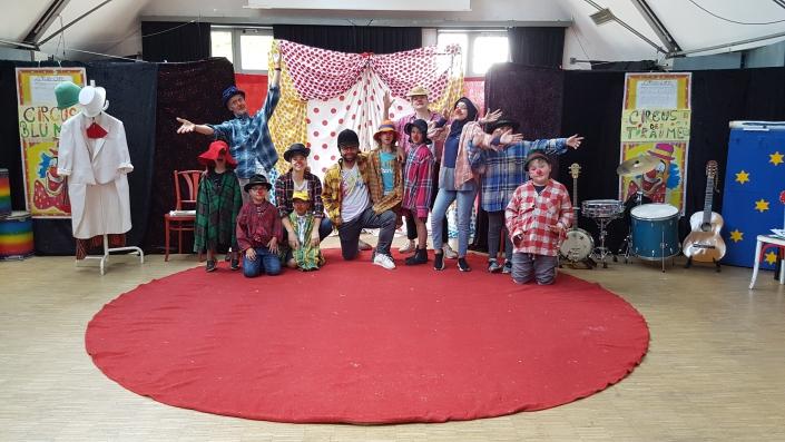 Circus der Begegnung 2019 mit LANDESFÖRDERUNG